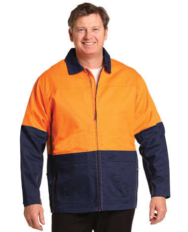 Hi-Vis Cotton Jacket