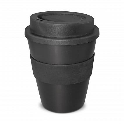 Black Take Away Classic Coffee Cup - 350ml