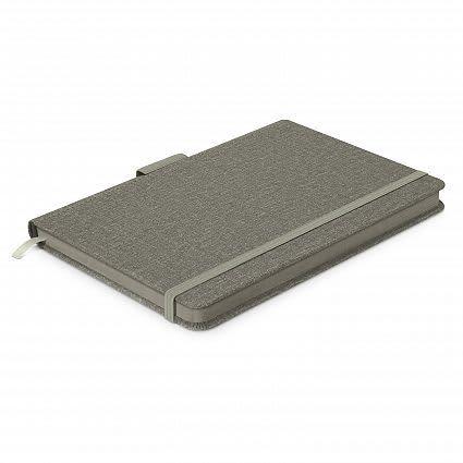 Dark Grey Meridian Notebook