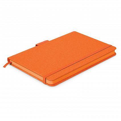 Orange Meridian Notebook