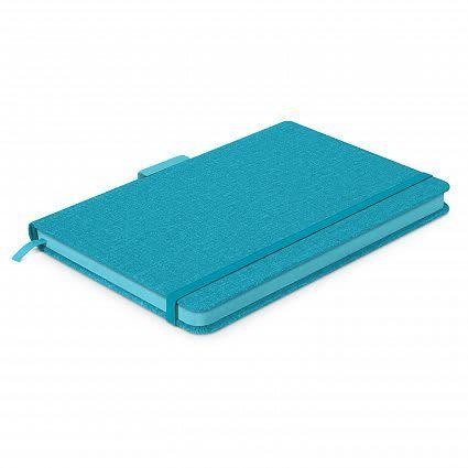 Light Blue Meridian Notebook