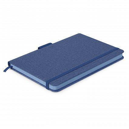 Royal Blue Meridian Notebook