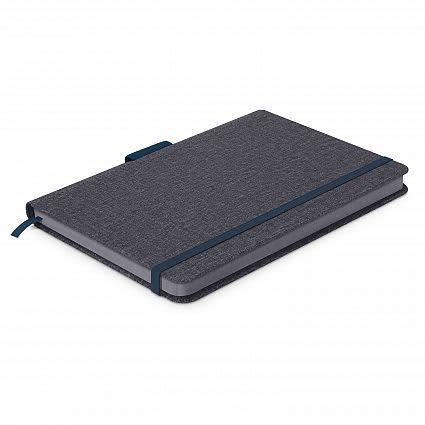 Navy Meridian Notebook