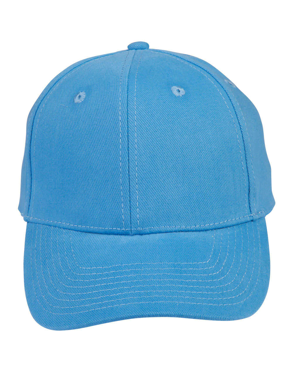 Skyblue Heavy Brushed Cotton Cap