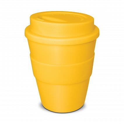 Yellow Take Away Classic Coffee Cup - 350ml