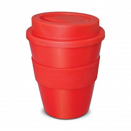 Red Take Away Classic Coffee Cup - 350ml
