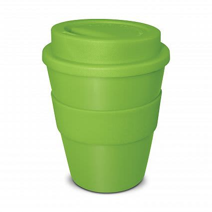 Bright Green Take Away Classic Coffee Cup - 350ml