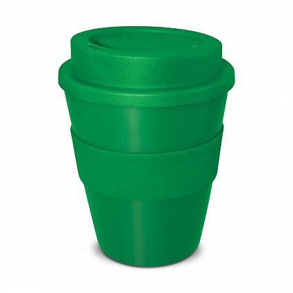Dark Green Take Away Classic Coffee Cup - 350ml