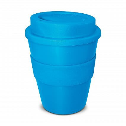 Light Blue Take Away Classic Coffee Cup - 350ml