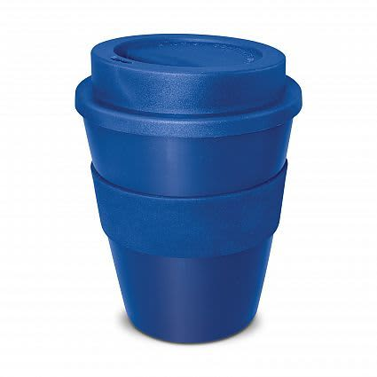 Dark Blue Take Away Classic Coffee Cup - 350ml