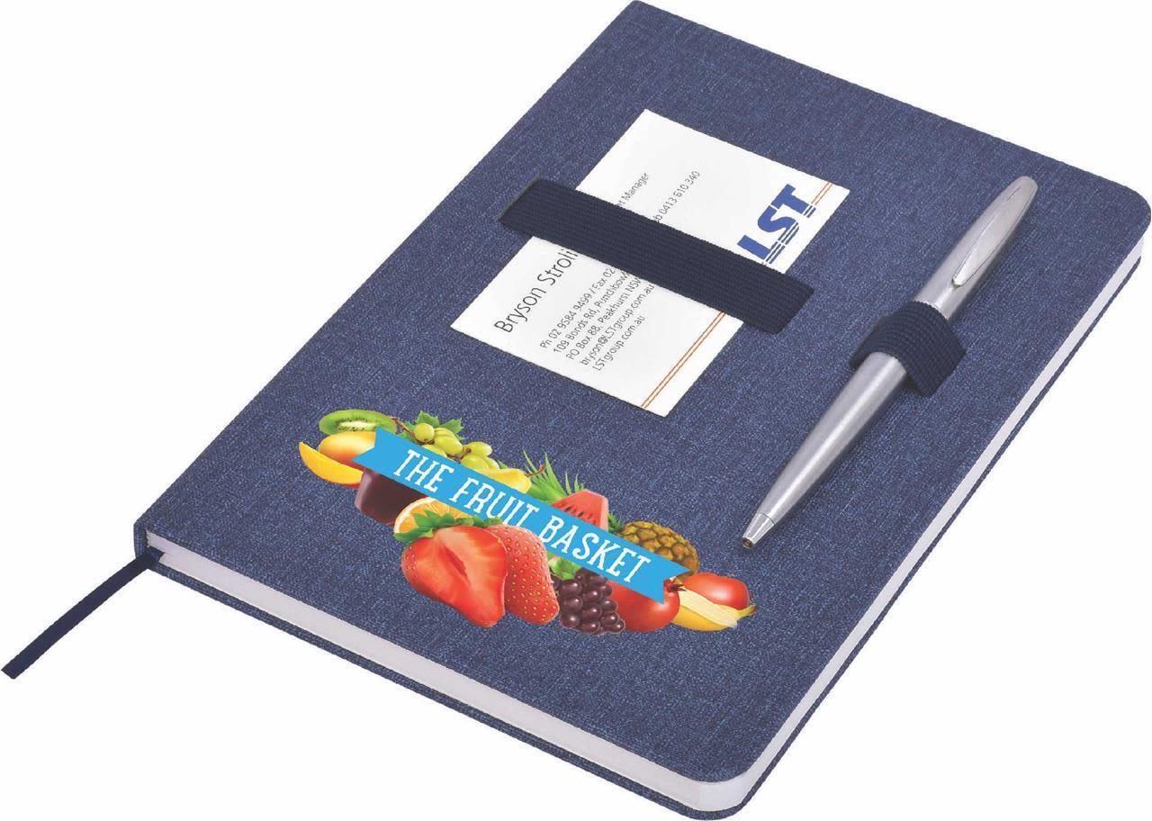 Oslo Notebook