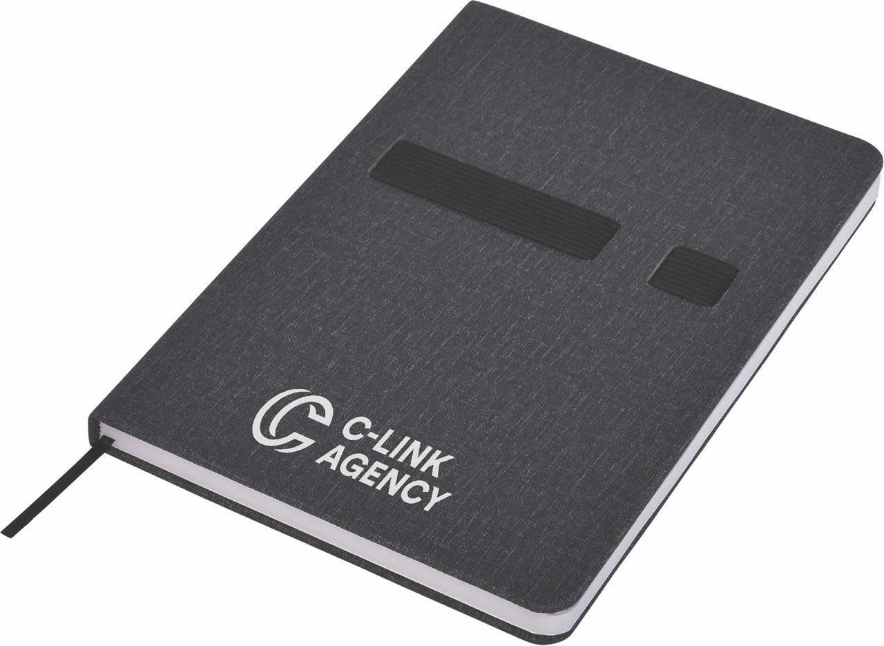 Black Oslo Notebook