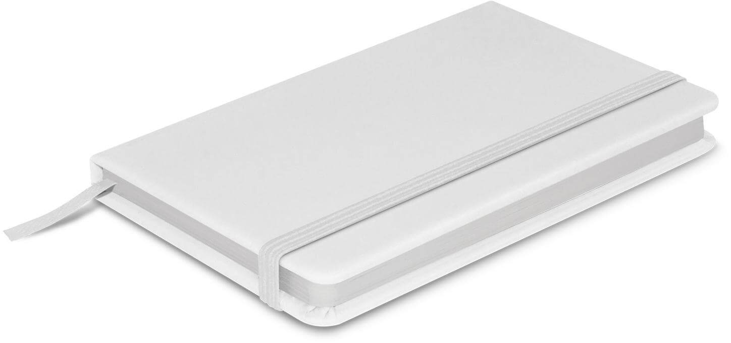 White A6 Pocket Notebook