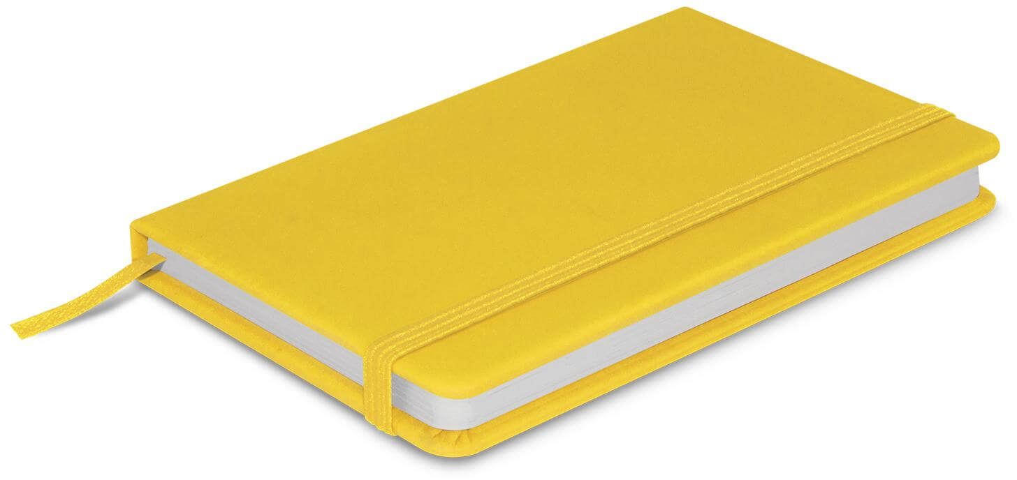 Yellow A6 Pocket Notebook