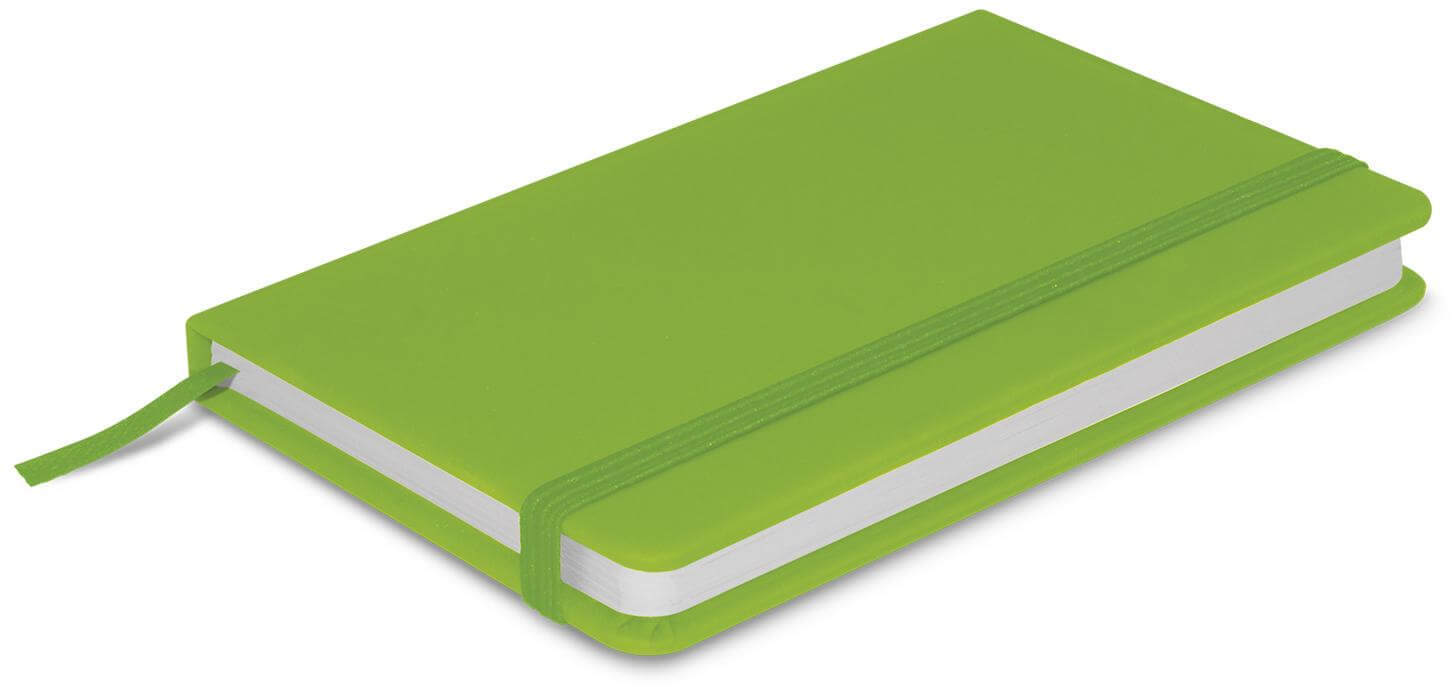 Bright Green A6 Pocket Notebook