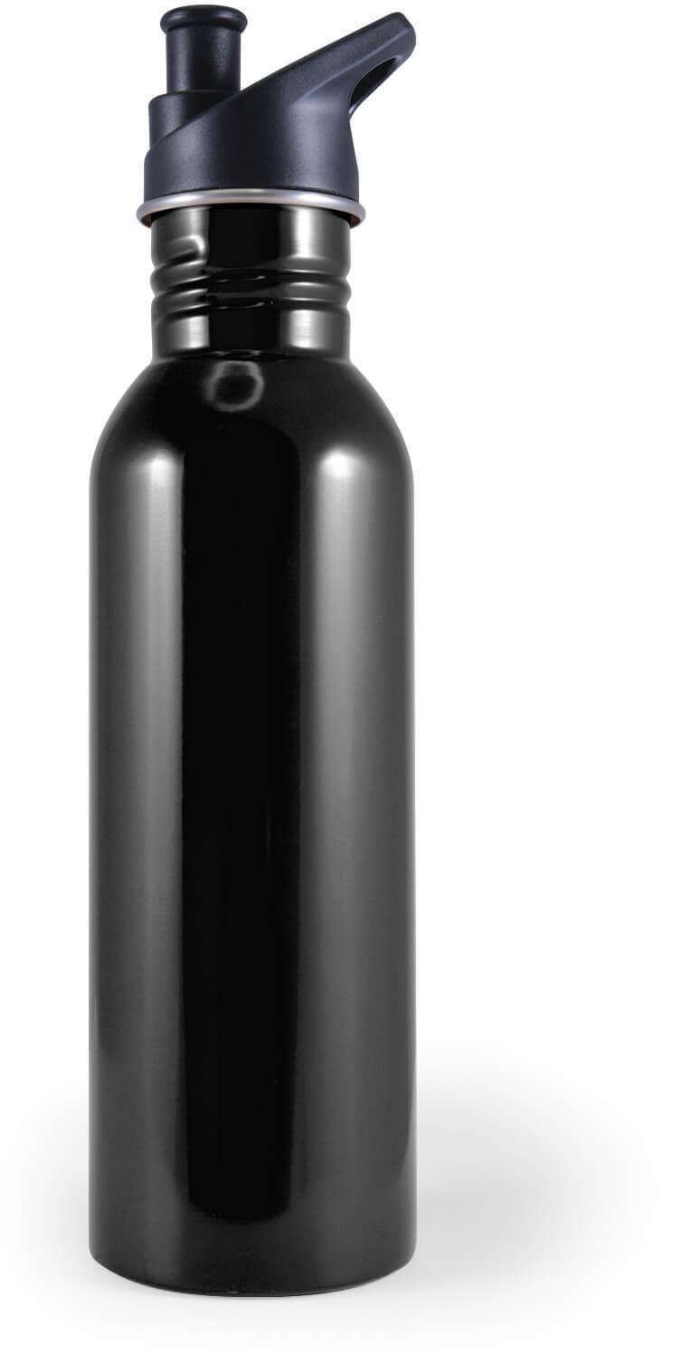 Black Tripper Stainless Steel Drink Bottle