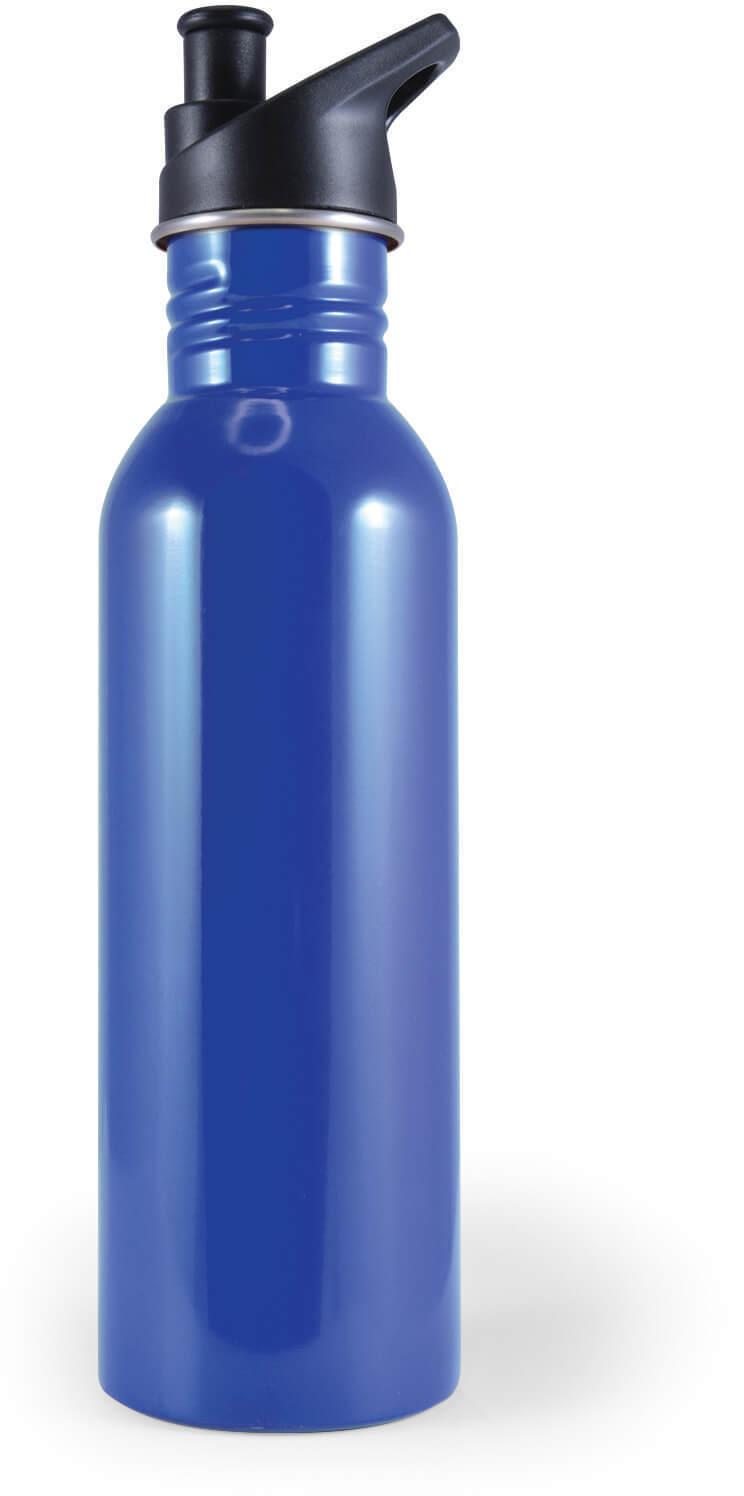 Dark Blue Tripper Stainless Steel Drink Bottle