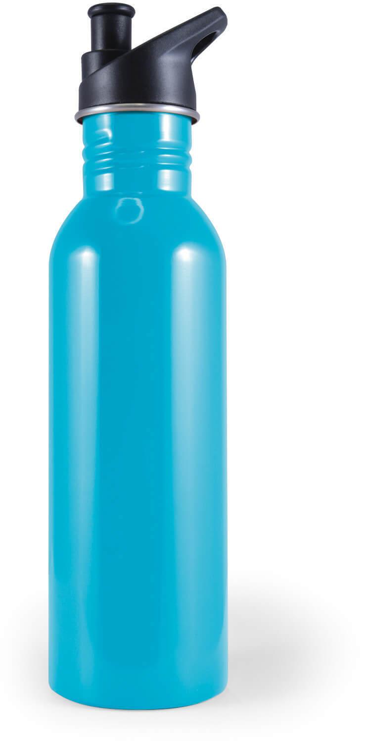 Light Blue Tripper Stainless Steel Drink Bottle