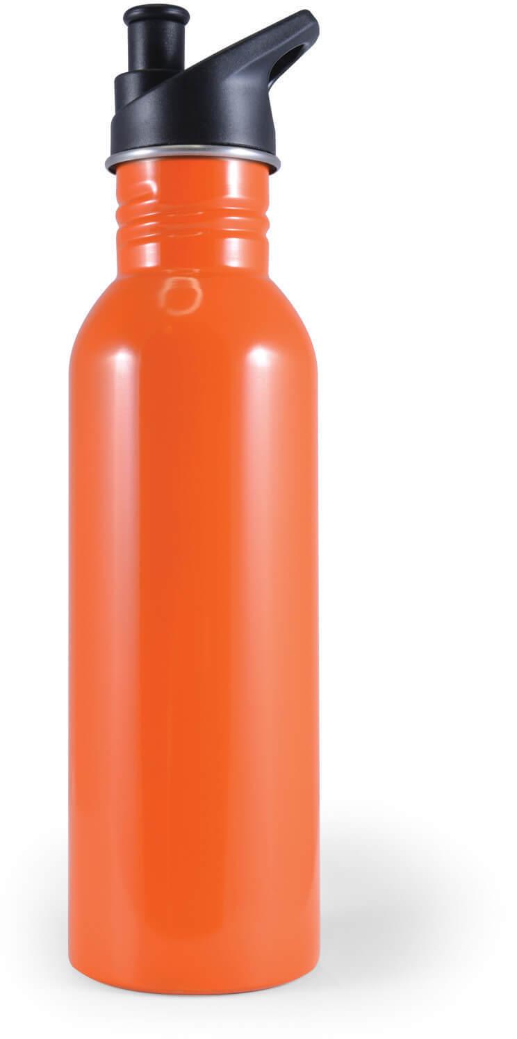Orange Tripper Stainless Steel Drink Bottle