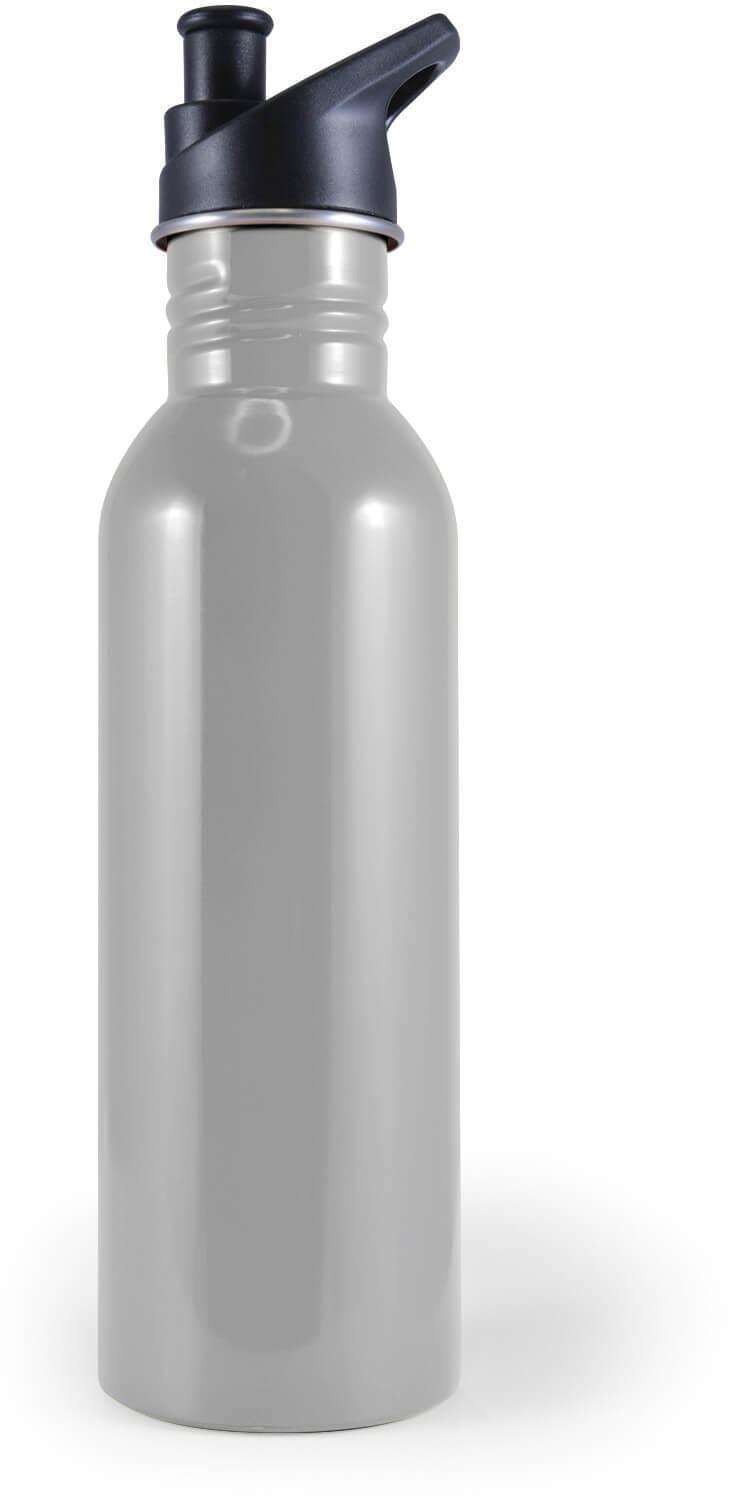 Silver Tripper Stainless Steel Drink Bottle