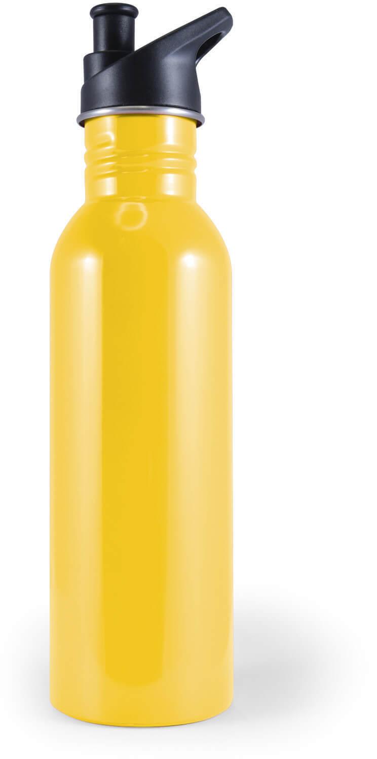 Yellow Tripper Stainless Steel Drink Bottle