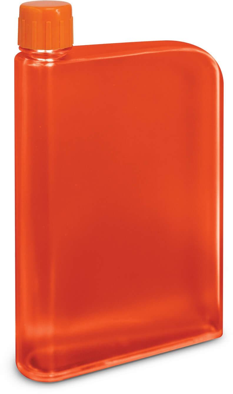 Orange Accent Water Bottle