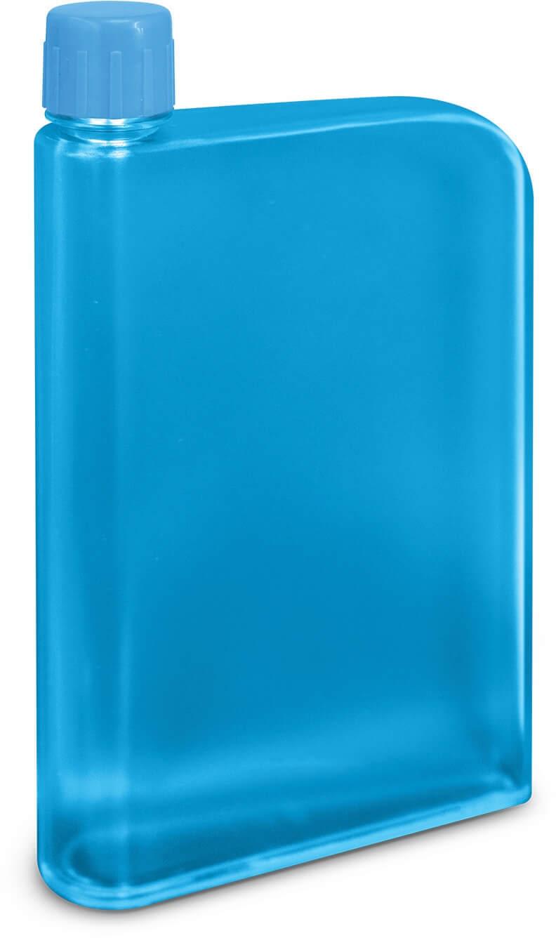 Light Blue Accent Water Bottle
