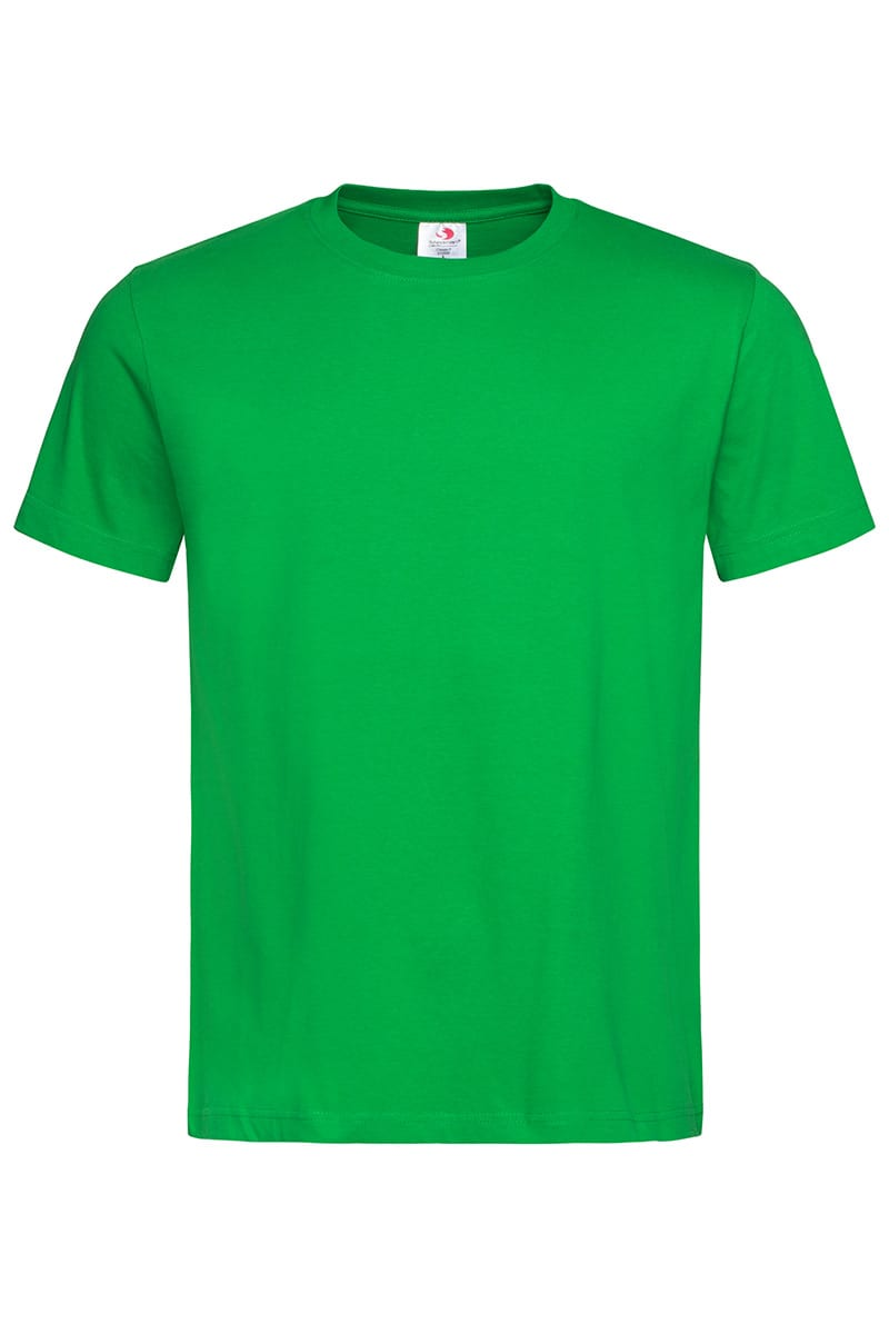 Kelly Green Classic Cotton T