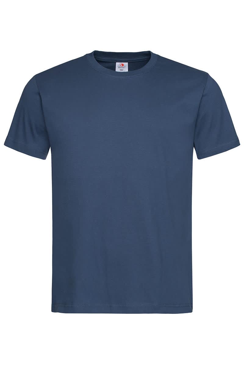 Navy Classic Cotton T