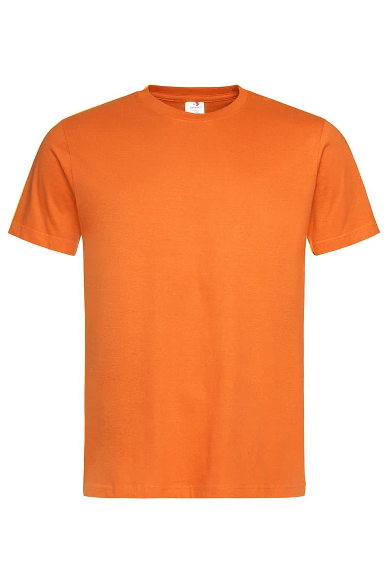 Orange Classic Cotton T