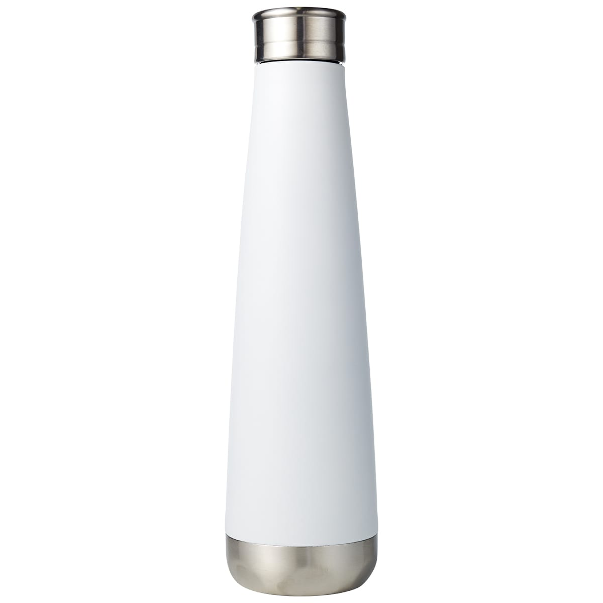 White Lily Mirror Finish Vaccuum Bottle by HydroSoul