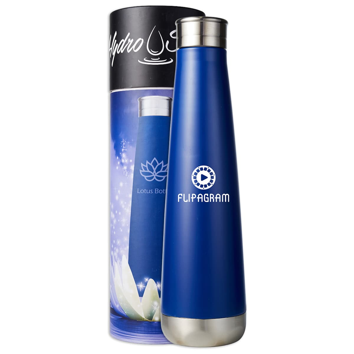 Lily Mirror Finish Vaccuum Bottle by HydroSoul