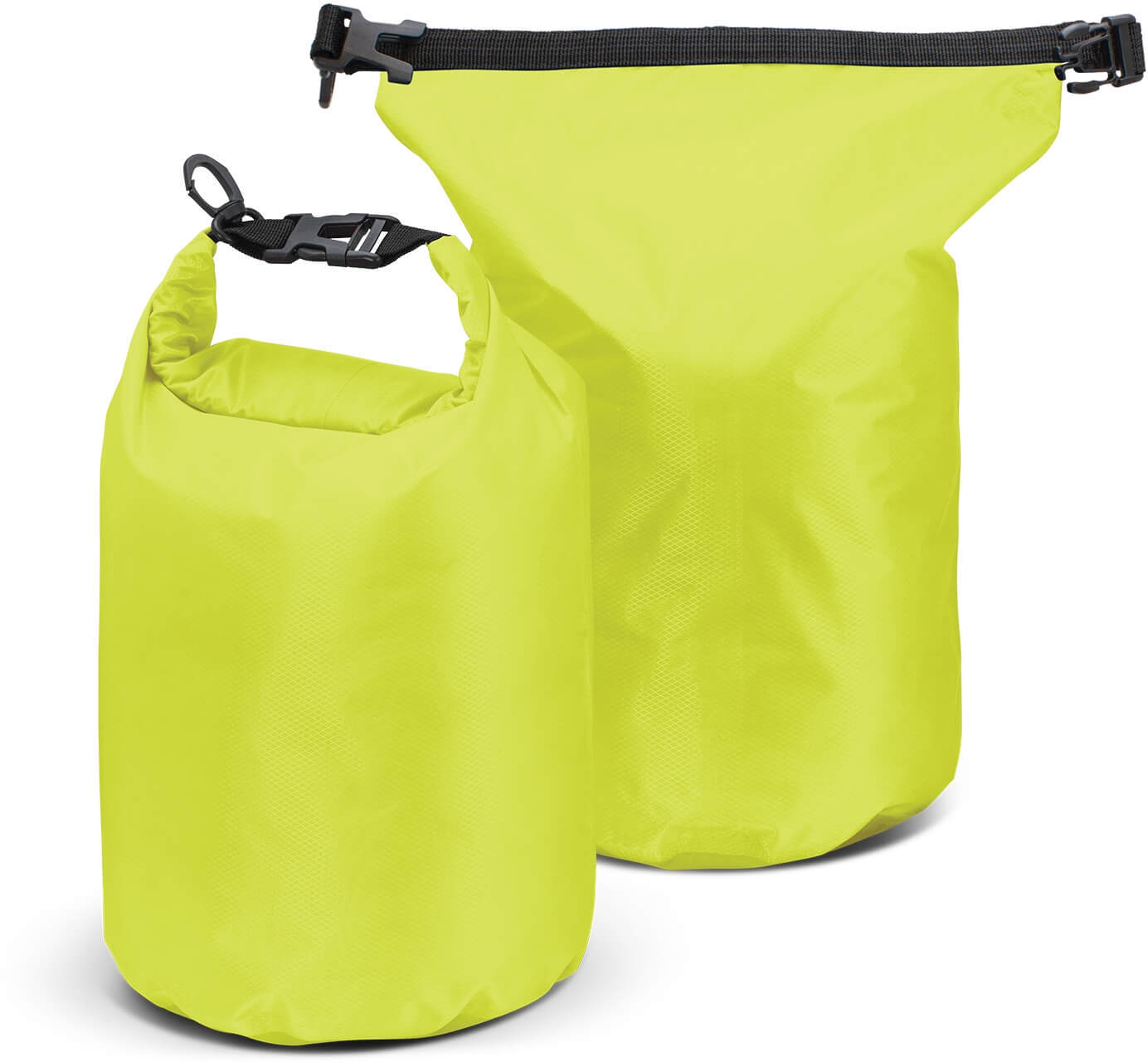Bright Yellow Nevis Dry Bag - 10L
