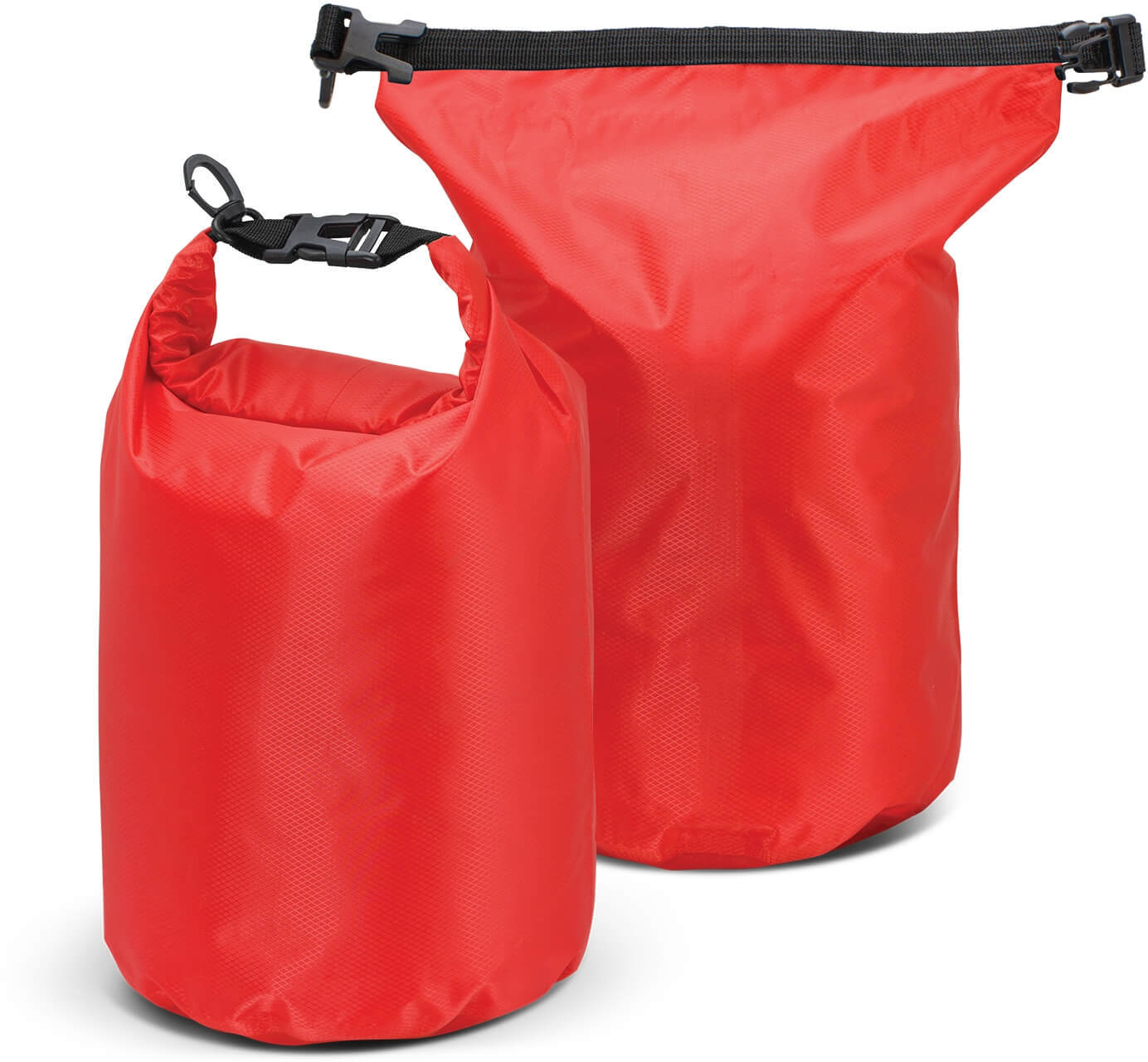 Red Nevis Dry Bag - 10L