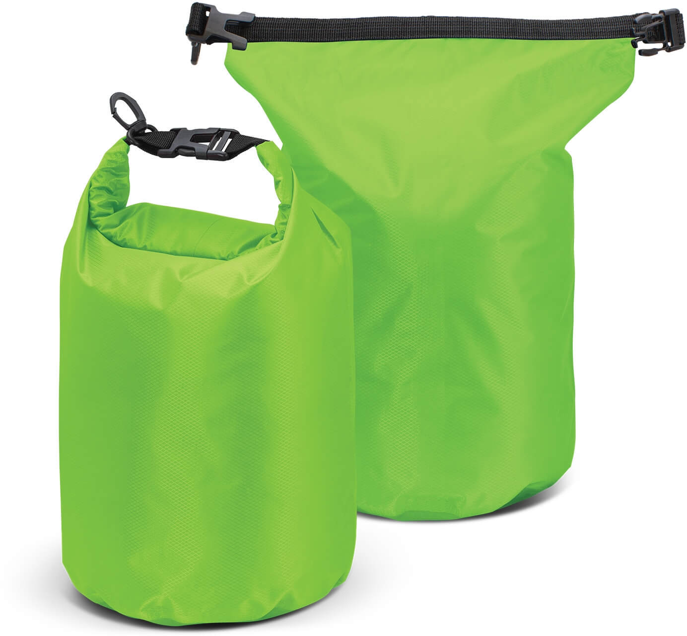Bright Green Nevis Dry Bag - 10L