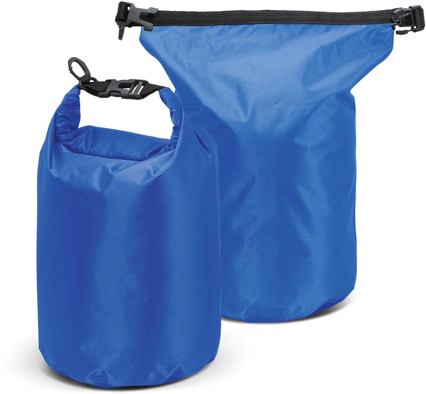 Blue Nevis Dry Bag - 10L