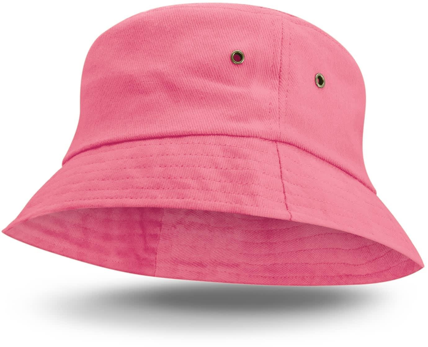 Pink Bondi Premium Bucket Hat