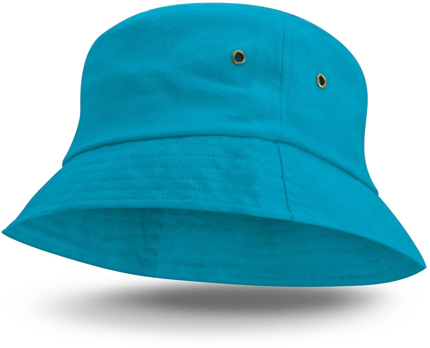Light Blue Bondi Premium Bucket Hat