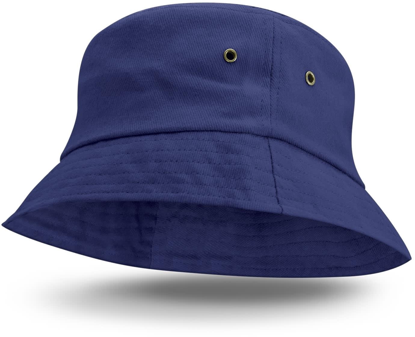 Royal Blue Bondi Premium Bucket Hat
