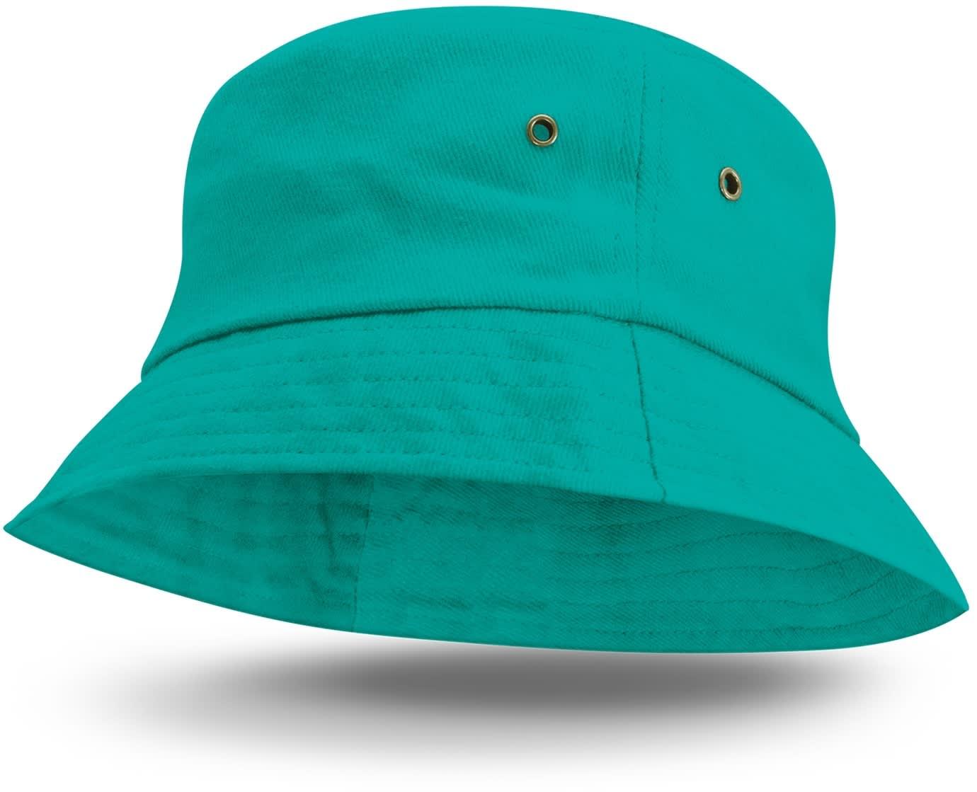 Teal Bondi Premium Bucket Hat