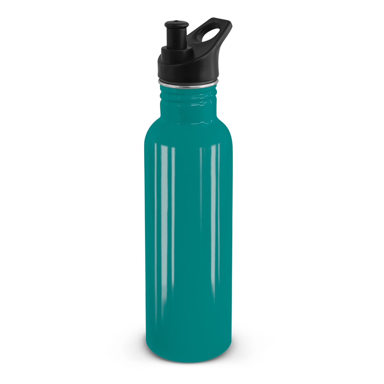 Teal The Drifter Stainless Steel Drink Bottle
