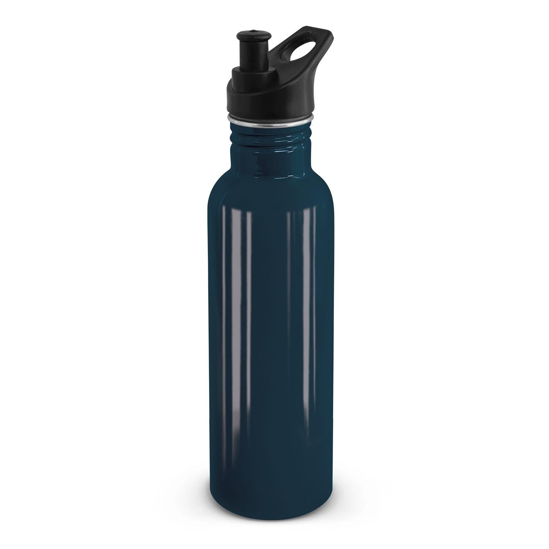 Navy The Drifter Stainless Steel Drink Bottle