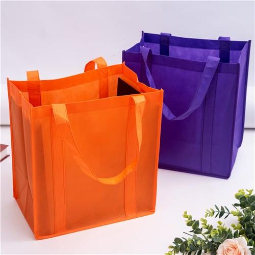 Custom Printed Non-Woven Shopping Bag