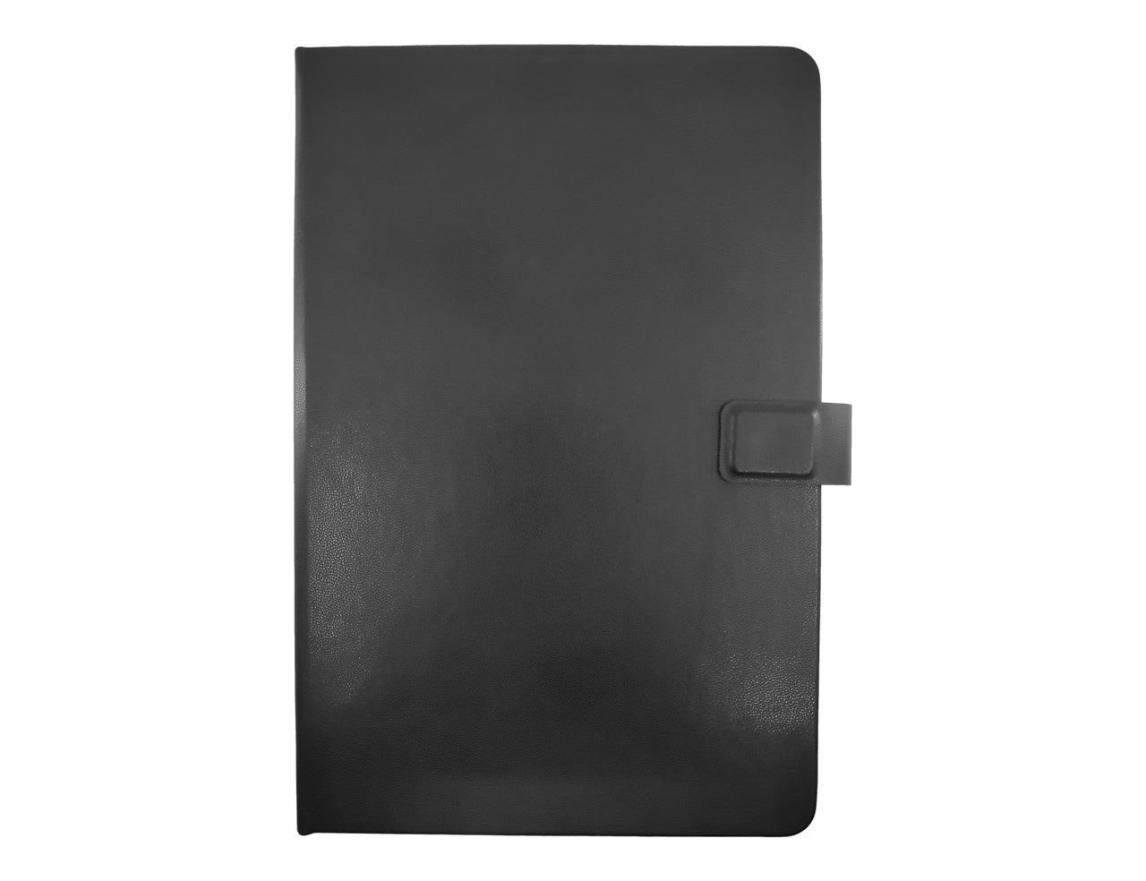 Black Remote Work Notebook w/Stand