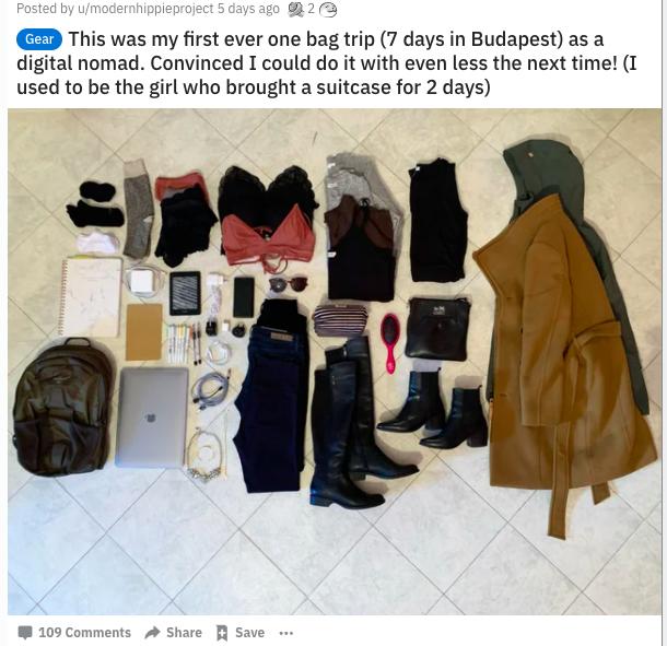 超輕量背包