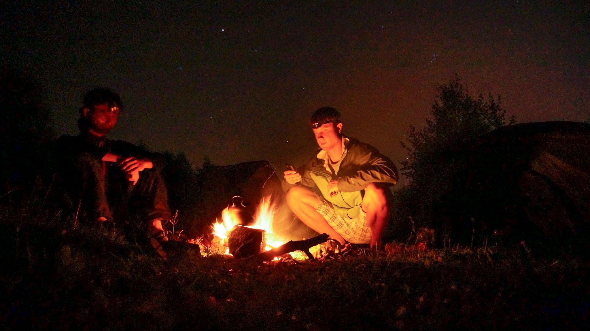 西伯利亞野營