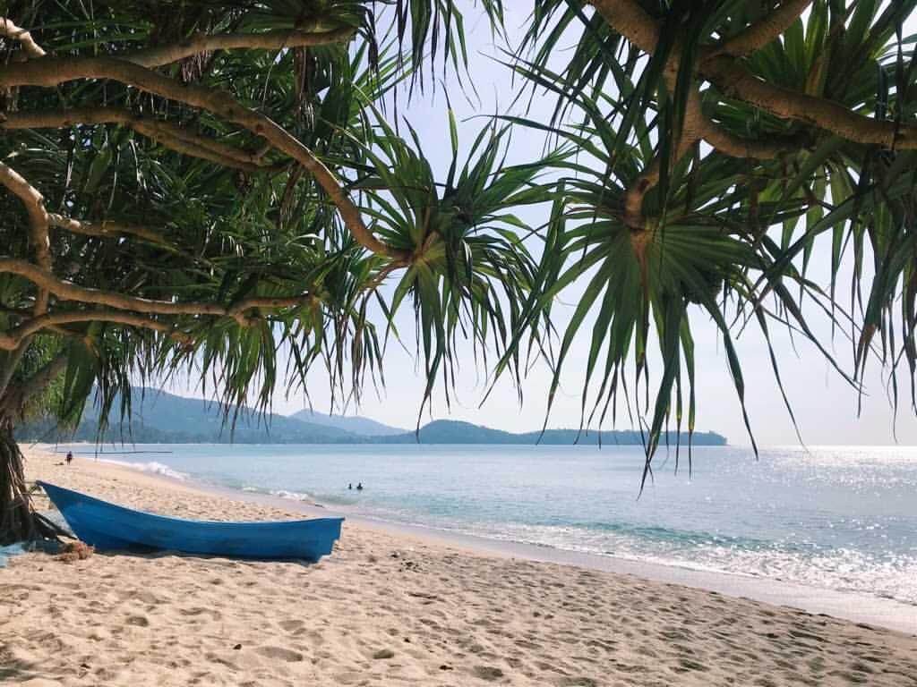 普吉島沙灘