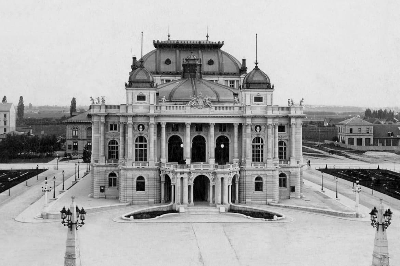 Povijest zgrade