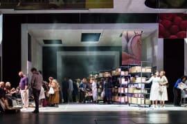 Izvedbe opere <em>Adel i Mara </em> u ožujku
