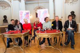 Konferencija za medije u povodu predstavljanja predstave <em>Tko pjeva zlo ne misli</em>